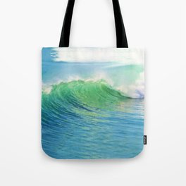Colors of the Ocean Tote Bag