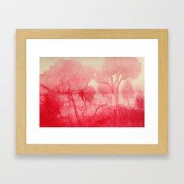 Memory Landscape 3 Framed Art Print