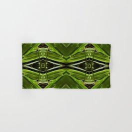 Dew Drop Jewels on Summer Green Grass Hand & Bath Towel