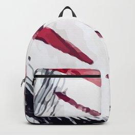 Rachel Understands ~ Scarred Backpack