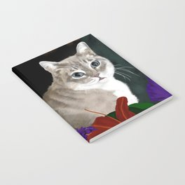 Beloved Kitty Notebook