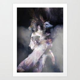 Divinity: Transmutation Art Print