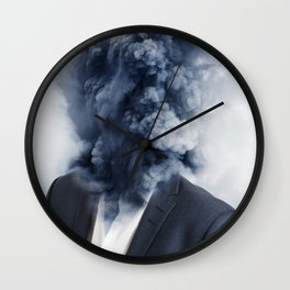 Business Wall Clock