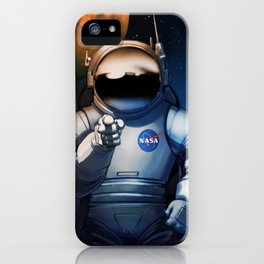 NASA Recruitment Poster /We Need You iPhone Case