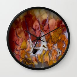 Chapenite,  Wall Clock