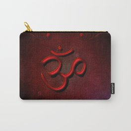 The sign om Carry-All Pouch