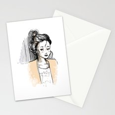 Frenchy Girl Stationery Cards