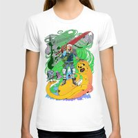 finn and jake T-shirts featuring Finn & Jake by Rob S