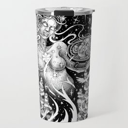 Star Goddess and Miria Travel Mug