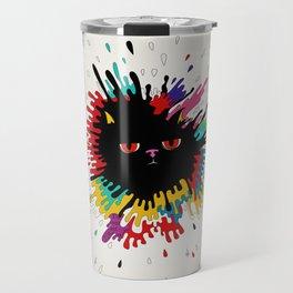 CAT DROP Travel Mug