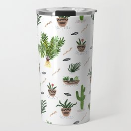 PLANTS ARE MY FRIENDS Travel Mug
