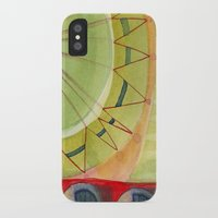 carnival iPhone & iPod Cases featuring Carnival by Angella Meanix