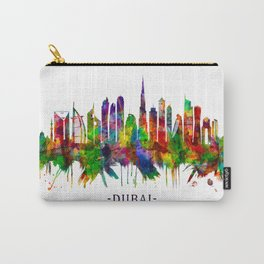 Dubai United Arab Emirates Skyline Carry-All Pouch