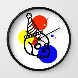 Juggle the Struggle Wall Clock