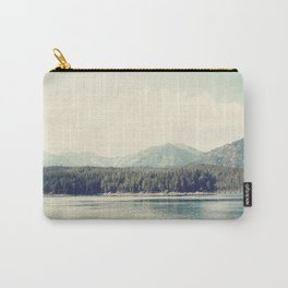 in the shadow of the alps ...  Carry-All Pouch