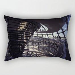 Berlin calling III Rectangular Pillow