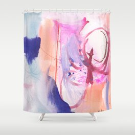 It's a Circus Shower Curtain