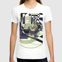 SRC Preparations Race Numbers: Five One Seven T-shirt