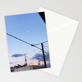 CN Tower Sunset (Toronto, Canada) Stationery Cards