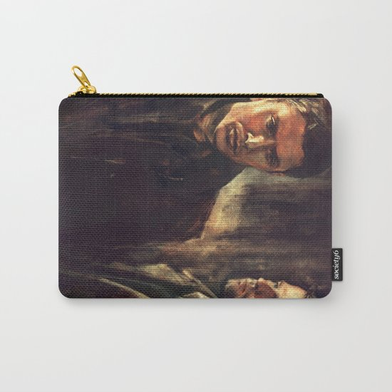 I Walk Beside You Carry-All Pouch