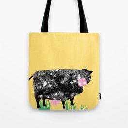 Cow Vaca Tote Bag