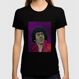 J Hendrix Purple Sky T-shirt