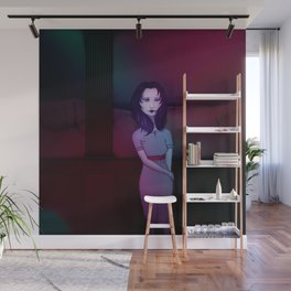 Candle Lark Wall Mural