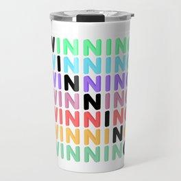 WINNING - Color Expression Travel Mug