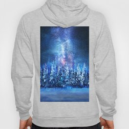 Forest under the Starlight Hoody