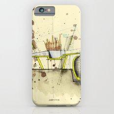 Process Sketch Slim Case iPhone 6s
