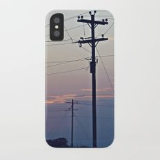 Wires iPhone X Slim Case