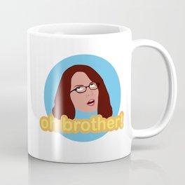 Oh Brother Coffee Mug