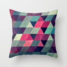 kyld•wyr Throw Pillow