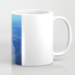 Ombre Arial Coffee Mug