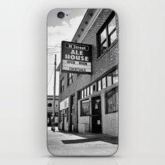 M Street Ale House iPhone & iPod Skin