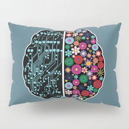 Brain Pillow Sham