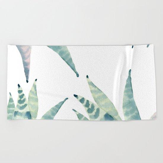 Bloom Anew Beach Towel