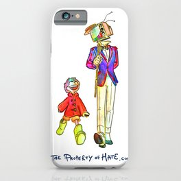 TPoH: Where are we going? iPhone Case