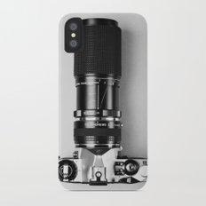400 mm iPhone X Slim Case