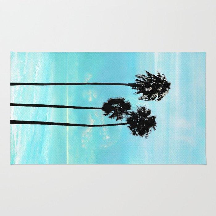 Tree Palm Trees II Rug