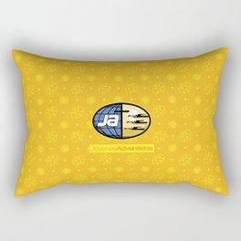 Jovenes Adventistas Rectangular Pillow