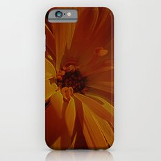 orange explosion Slim Case iPhone 6s