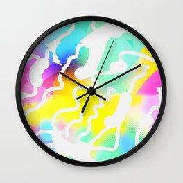 Entropy Wall Clock