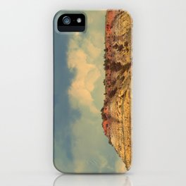 Touching The Sky iPhone Case