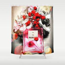 Eau de Parfum Pink Shower Curtain