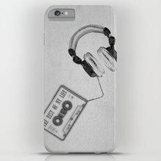 Music, please! Slim Case iPhone 6 Plus