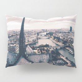 Notre Seine. Pillow Sham