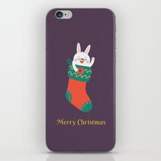 Day 15/25 Advent - Merry Christmas Human! iPhone & iPod Skin