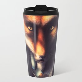 Country Club Collection #5 - I'm a Patient Fox Travel Mug