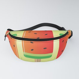 Watermelon Ice Lollies Fanny Pack
